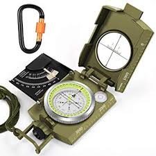 TAFULOR Multifunction Compass, Waterproof and ... - Amazon.com