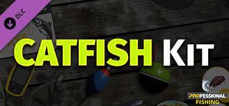 Сэкономьте 75% при покупке Professional Fishing: Catfish <b>Kit</b> в ...