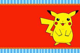 pokemon printable invitations oh my fiesta for geeks pokemon printable invitations labels or cards