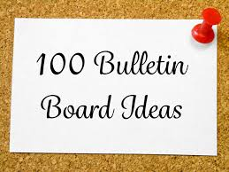 100 bulletin board ideas bulletin boards