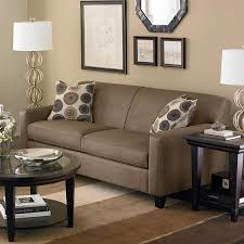 fascinating living room furniture sets leather design ideas with interesting brown sofa design also curved glass brown living room furniture ideas