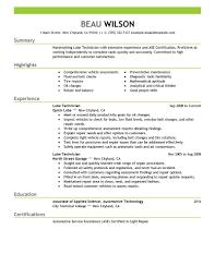 automotive technician resume pics photos automotive mechanic entry level automotive technician resume car tuning