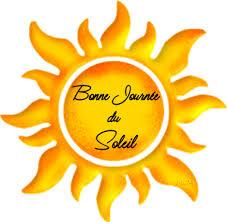 """Résultat de recherche d'images pour """"gifs soleil bonne journée"""""""