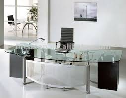 brilliant glass computer desk design interior design architecture and regarding office glass table amazing cs g china amazing glass table top