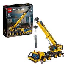 <b>Конструктор LEGO</b>® <b>Technic</b> 42108 <b>Мобильный</b> кран — купить в ...