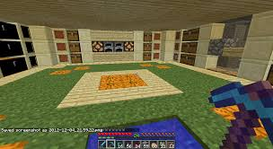 i really hate having pumpkins on the ground but without them the room is just darkness aesthetic lighting minecraft indoors torches