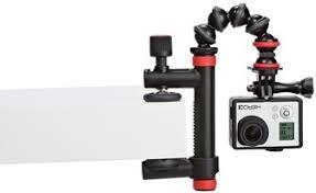 <b>Штатив JOBY</b> Action Clamp & <b>GorillaPod Arm</b> (черный/красный ...