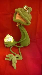 Лягушка Люська - зелёная кокетка | Идеи для вязания, Лягушка