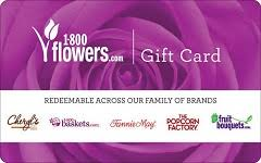 1800Flowers Gift Card Balance Check Online/Phone/In-Store