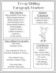 ideas about third grade writing on pinterest  sentence  we recently completed our unit on essay writing and for the most part it was successful the objective of this unit was for students to u