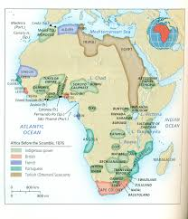 pre scramble africa histories of dreams and catastrophe