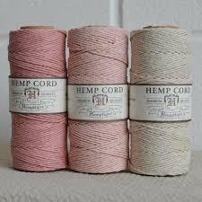 Polished <b>linen</b> & <b>hemp</b> – String Harvest
