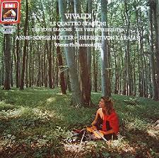 Antonio <b>Vivaldi - Anne</b>-<b>Sophie Mutter</b>, Wiener Philharmoniker ...