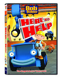 thanks mail carrier bob the builder here to help dvd review bob the builder here to help