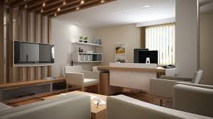 home office design captivating modern ideas interior furniture decorating gray and white armchairs also flat screen alluring gray office desk