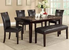 marble dining table set top