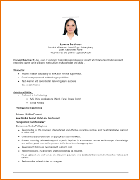 objective resume sample assistant cover letter objective resume sample first job resume objective examples a resume objective for any job png