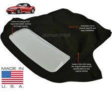 bmw z3 1996 02 convertible top plastic window black twillfast with tan backing bmw z3 1996 3 bmw