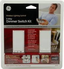 ge 45613 z wave wireless lighting control three way dimmer kit wall dimmer switches amazoncom buy ge ge 45613