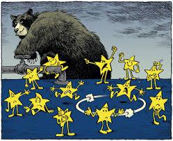 Risultati immagini per europa vs russia