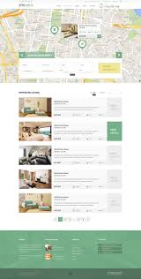 citilights real estate joomla template by juxtheme themeforest screenshot 10property listing map list jpg