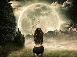 Resultado de imagen de Ritual de Luna Nueva: Atraer cosas positivas al hogar