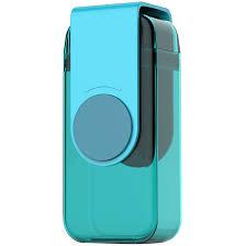 <b>Бутылка Juicy Drink Box</b>, голубая (артикул 10697.14) - Проект 111