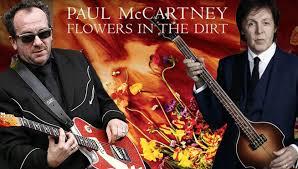 Paul McCartney and Elvis Costello Unreleased Single Is Now Online