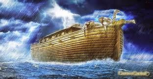 Resultado de imagem para noé e a arca