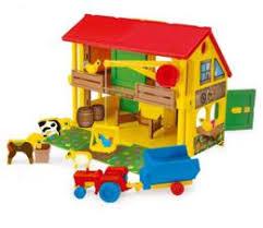 Домик для кукол  Купить <b>кукольный домик</b> в магазине <b>Wader</b>