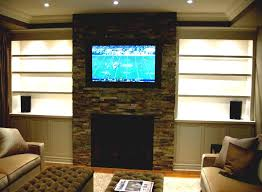 how to design living room with fireplace and tv best home contemporary family amazing family room lighting