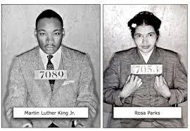 Resultado de imagem para luta pelos direitos civis nos eua rosa parks