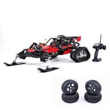 <b>Rovan</b> Baja305AS <b>1/5 2.4G</b> RWD Snow Buggy Rc Car 30.5cc ...