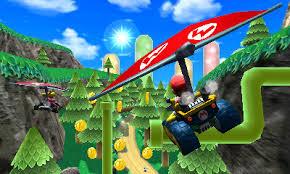 Mario Kart 7 dans Jeux