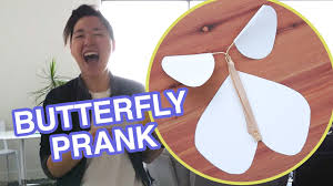 <b>Flying Butterfly Surprise</b> Card - YouTube