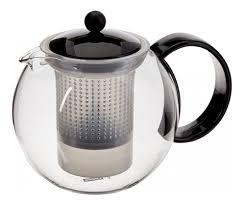 <b>Чайник заварочный</b> с пластиковым прессом BODUM <b>Assam</b>, 1л ...