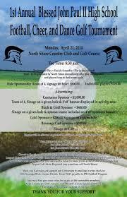 sponsorship flyer template high school football golf tour nt flyers sponsorship flyer template dimension n tk