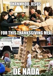 People You Forgot To Thank For Your Thanksgiving Meal: The People ... via Relatably.com
