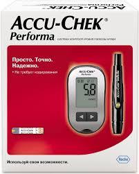 <b>Глюкометр</b> Акку-Чек <b>Перформа</b> (<b>Accu</b>-<b>Chek Performa</b>) — купить в ...
