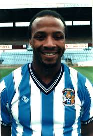 ... CCFC Legend (and CCFPA member) Cyrille Regis is only the latest of the club's former players to go public about his concerns for Coventry City's future. - Regis-C-Cyrille-1987