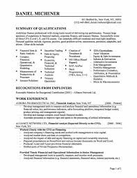 the perfect sample resume objectives shopgrat summary of qualifications and skills cover letter resume objective samples for finance professional recognitions from employers the perfect