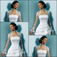 Wholesale Long <b>Tulle Wedding Jacket</b> for Resale - Group Buy ...