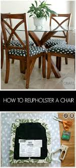 Fabric To Reupholster Dining Room Chairs 1000 Ideas About Chair Upholstery On Pinterest Upholstery