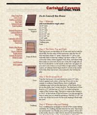 Bat House Plans   Free Bat House PlansDo it Yourself Bat House from Carlsbad Caverns NP Picture