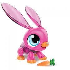 <b>Интерактивная</b> игрушка <b>1 Toy РобоЛайф Кролик</b> с аксессуаром ...