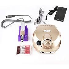 Yiwa <b>35000RPM Professional Electric</b> Nail Drill Polisher Manicure ...