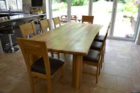 delivery dorset natural real oak dining set: in oiled oak solid oak dining room table dining room table uk dining delivery alto natural