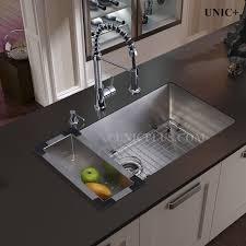 undermount kitchen sink stainless steel:  best buy  gauge  inch single bowl stainless steel small radius under mount kitchen sink