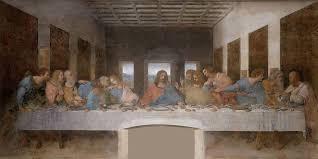 <b>Тайная вечеря</b> (фреска Леонардо да Винчи) — Википедия