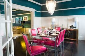 art deco dining rooms